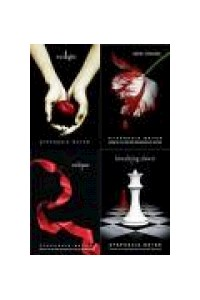 Papel Twilight Saga Collection (1-4)