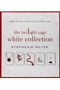 Papel Twilight Saga White Collection,The (Pb)
