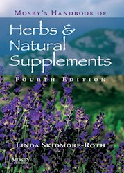 E-book Mosby'S Handbook Of Herbs & Natural Supplements - E-Book