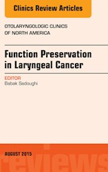 E-book Function Preservation In Laryngeal Cancer, An Issue Of Otolaryngologic Clinics Of North America, E-Book