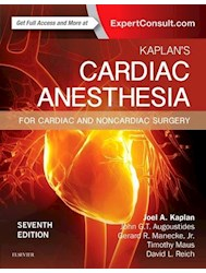 Papel Kaplan S Cardiac Anesthesia: For Cardiac And Noncardiac Surgery