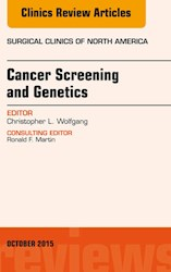 E-book Cancer Screening And Genetics, An Issue Of Surgical Clinics, E-Book