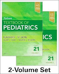 Papel Nelson Textbook Of Pediatrics Ed.21
