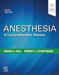 E-book Anesthesia: A Comprehensive Review E-Book