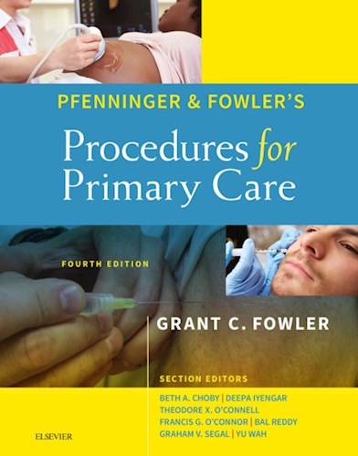 E-book Pfenninger and Fowler's Procedures for Primary Care E-Book