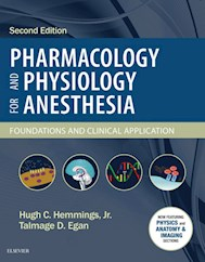 E-book Pharmacology And Physiology For Anesthesia E-Book