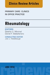 E-book Rheumatology, An Issue Of Primary Care: Clinics In Office Practice, E-Book