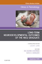 E-book Long-Term Neurodevelopmental Outcomes Of The Nicu Graduate, An Issue Of Clinics In Perinatology E-Book