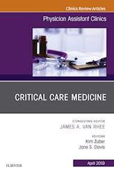 E-book Critical Care Medicine, An Issue Of Physician Assistant Clinics, Ebook