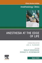 E-book Anesthesia At The Edge Of Life,An Issue Of Anesthesiology Clinics E-Book