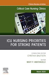 E-book Icu Nursing Priorities For Stroke Patients , An Issue Of Critical Care Nursing Clinics Of North America E-Book
