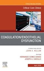 E-book Coagulation/Endothelial Dysfunction ,An Issue Of Critical Care Clinics - E-Book