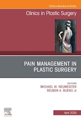 E-book Pain Management In Plastic Surgery An Issue Of Clinics In Plastic Surgery, E-Book