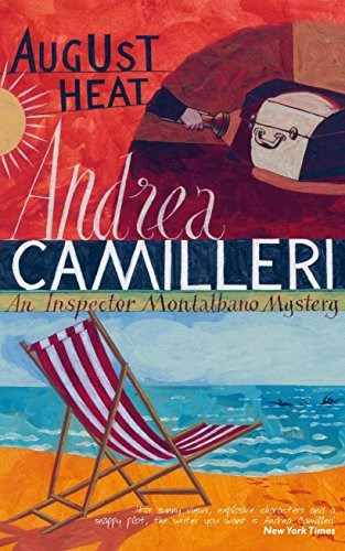 Papel August Heat (Inspector Montalbano Mysteries)