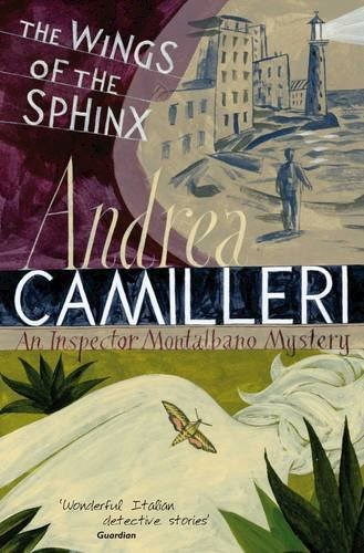 Papel Wings of the Sphinx (Inspector Montalbano Mysteries)