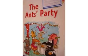 Papel Ant'S Party The