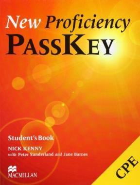 Papel New Proficiency Passkey Sb