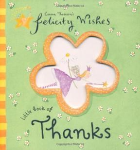 Papel Little Book Of Thanks