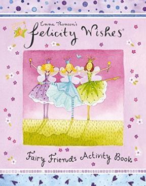Papel Fairy Friends Activity Book