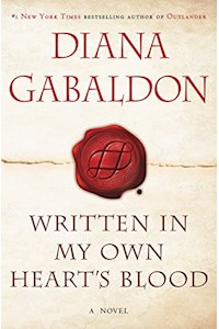 Papel Outlander 8: Written In My Own Heart`S Blood - Hardback