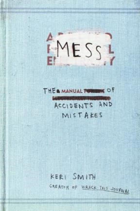Papel MESS THE MANUAL OF ACCIDENTS AND MISTAKES