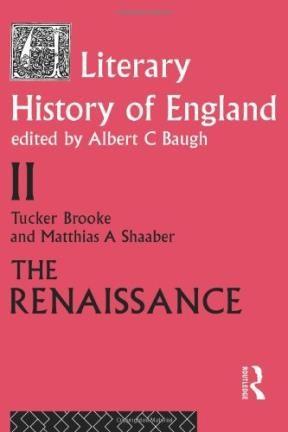 Papel Literary History Of England