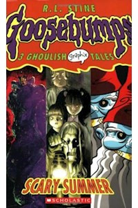 Papel Scary Summer - Scholastic Graphix