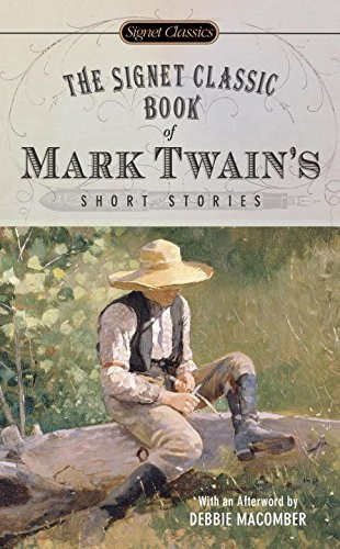Papel The Signet Classic Book Of Mark Twain'S Short Stories