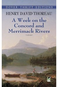 Papel Week On The Concord And Merrimack Rivers,A