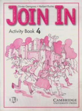 Papel Join In 4 Activity Book