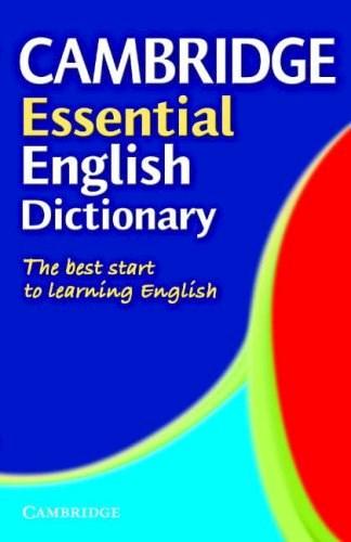 Papel Cambridge Essential English Dictionary