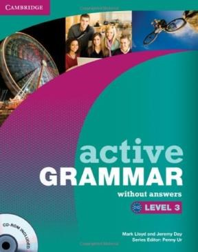 Papel Active Grammar Level 3 Without Answers And Cd-Rom