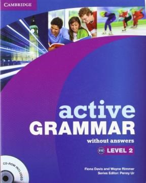 Papel Active Grammar Level 2 Without Answers And Cd-Rom