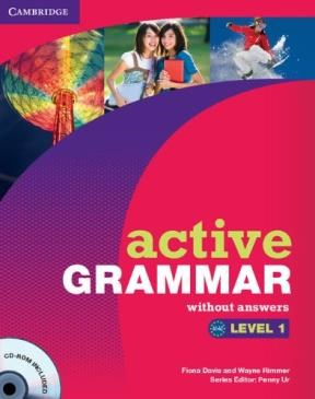 Papel Active Grammar Level 1 Without Answers And Cd-Rom
