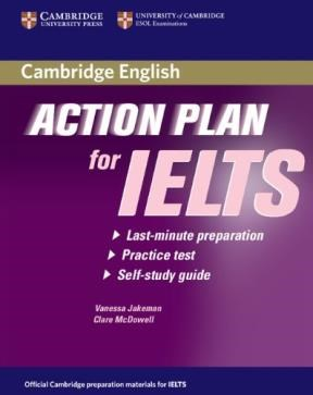 Papel Action Plan For Ielts Self-Study Student'S Book Academic Module (Sale)