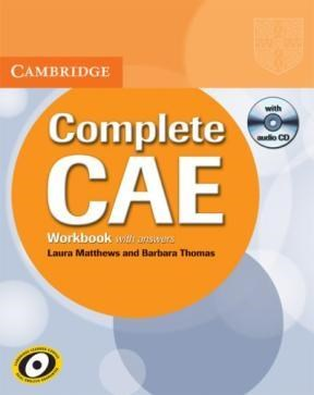 Papel Complete Cae Workbook With Answers With Audio Cd