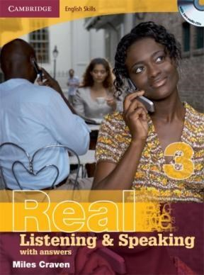 Papel Cambridge English Skills Real Listening And Speaking 3 With Answers And Audio Cd