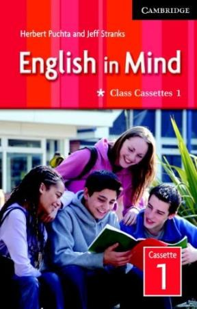 Papel *English In Mind 1 Cassettes
