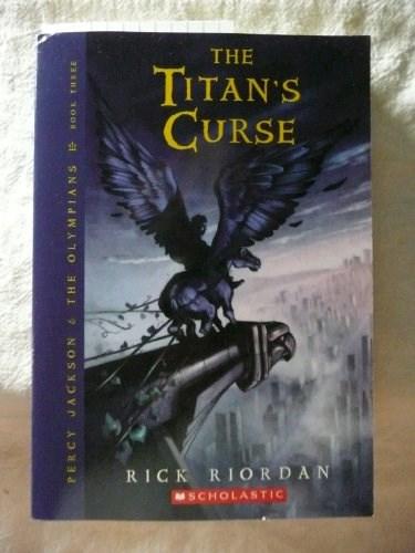 Papel The Titan'S Curse (Percy Jackson Iii)
