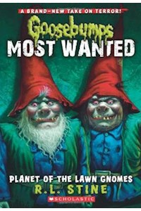 Papel Planet Of The Lawn Gnomes (Pb) - Goosebumps Most Wanted