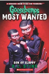Papel Son Of Slappy (Pb) - Goosebumps Most Wanted #2