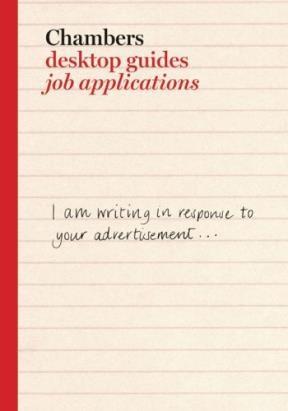 Papel Chambers Desktop Guides Job Applications