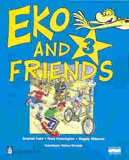 Papel Eko And Friends 3 St`S