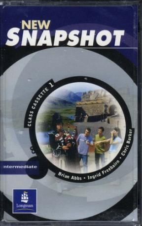 Papel New Snapshot Intermediate Cass Set(X3)