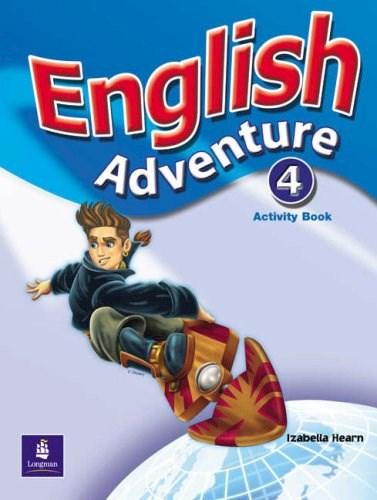 Papel English Adventure 4 Wb