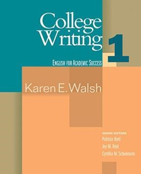 Papel College Writing 1