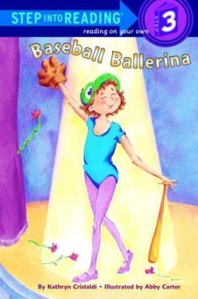 Papel BASEBALL BALLERINA (STEP INTO READING 2)