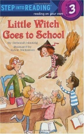 Papel LITTLE WITCH GOES TO SCHOOL (STEP INTO READING 2) [1-3]