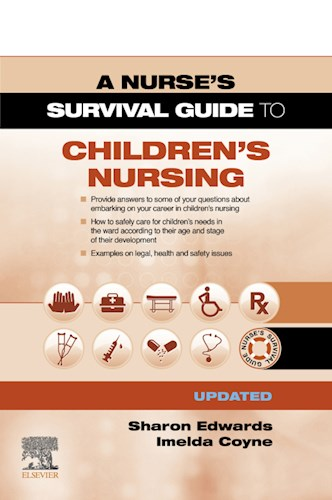 E-book A Survival Guide to Children's Nursing - Updated Edition E-Book