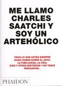 Papel Me Llamo Charles Saatchi Y Soy Un Arteholico